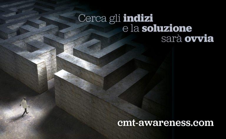 Campagna europea di sensibilizzazione sulla Charcot-Marie-Tooth 2021