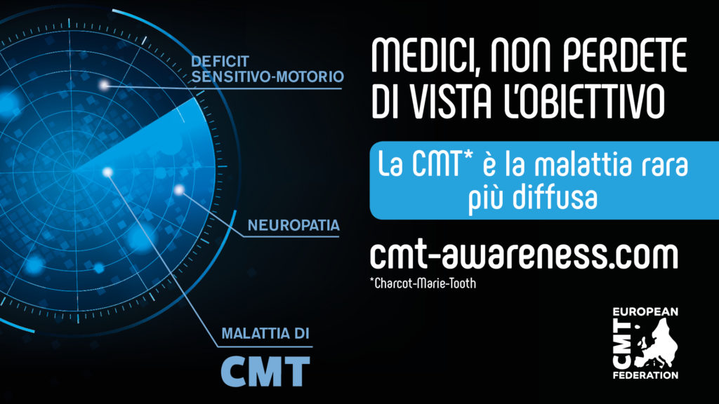 Campagna europea sulla Charcot-Marie-Tooth Medici