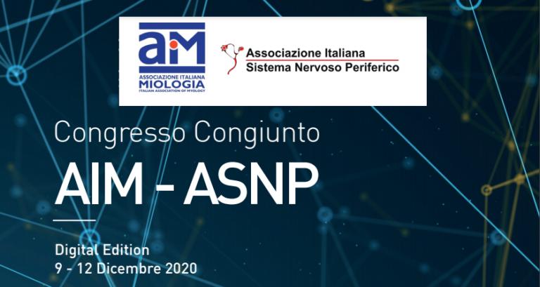 Novità per la Charcot-Marie-Tooth – Congresso AIM-ASNP 2020