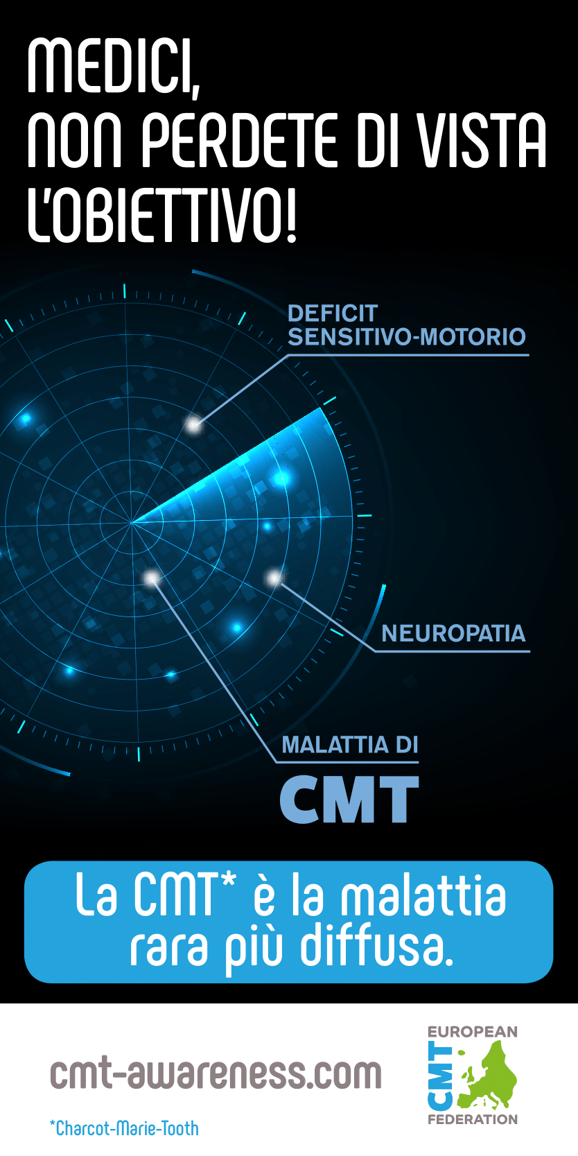 Consapevolezza CMT Medici