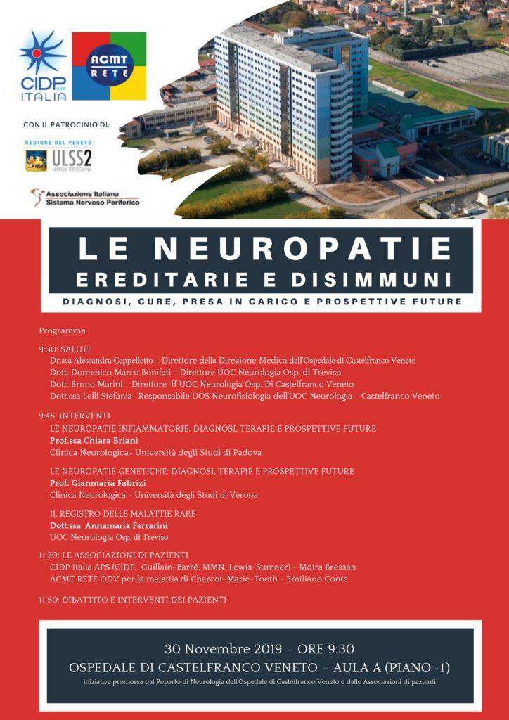 Neuropatie ereditarie e disimmuni