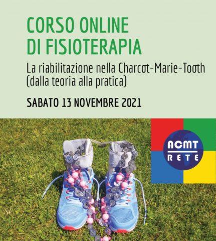 Corso Online sulla Riabilitazione nella Charcot-Marie-Tooth