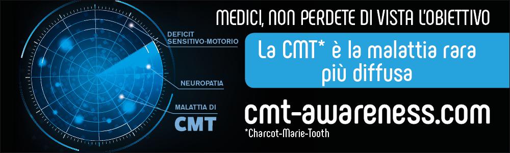 Diagnosi CMT: Campagna consapevolezza europea