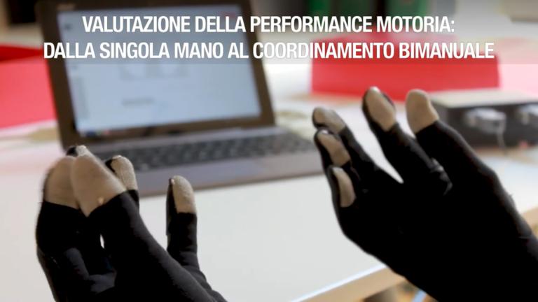 HTS, Hand Test System, per la valutazione della funzionalità della mano