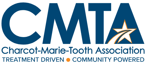 Logo CMTA Charcot-Marie-Tooth Association USA americana