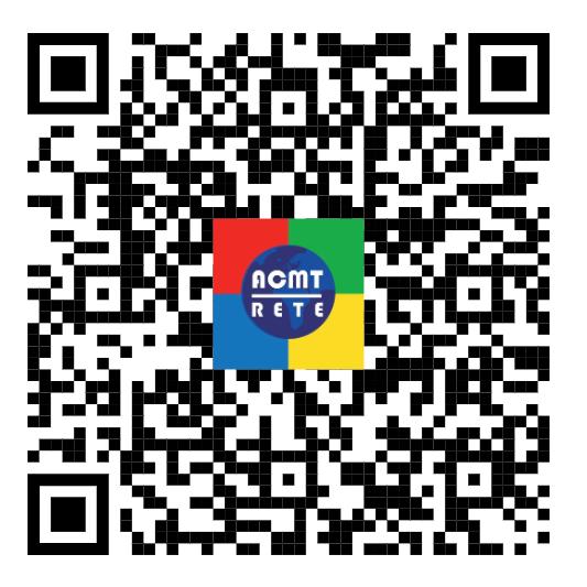 QR Code Dona per la Charcot-Marie-Tooth con PayPal