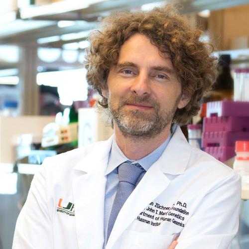 Stephan Zuchner, autore dello studio su forme di CMT curabili legate al gene SORD