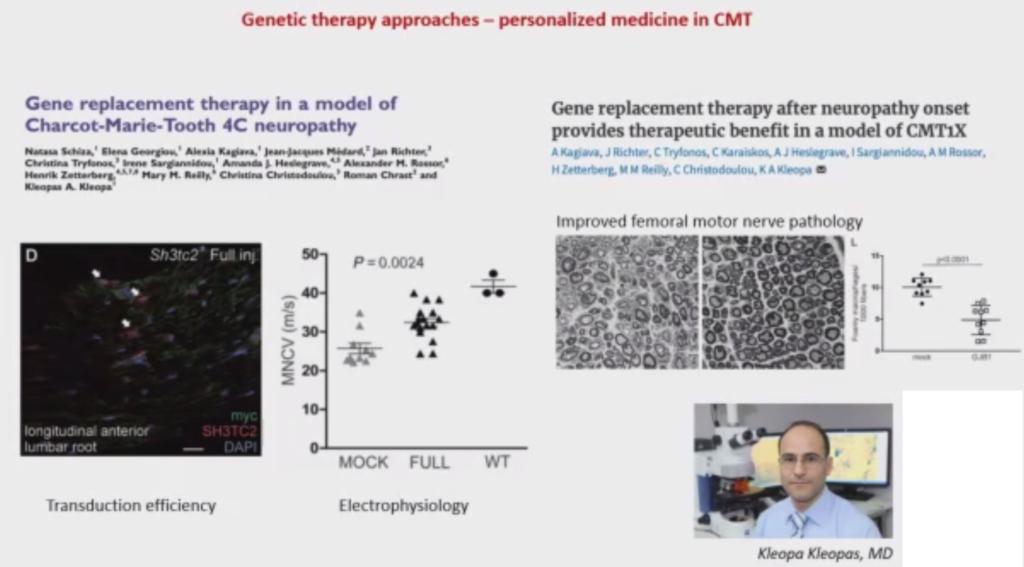 Terapia Genica - Peripheral Nerve Society 2020